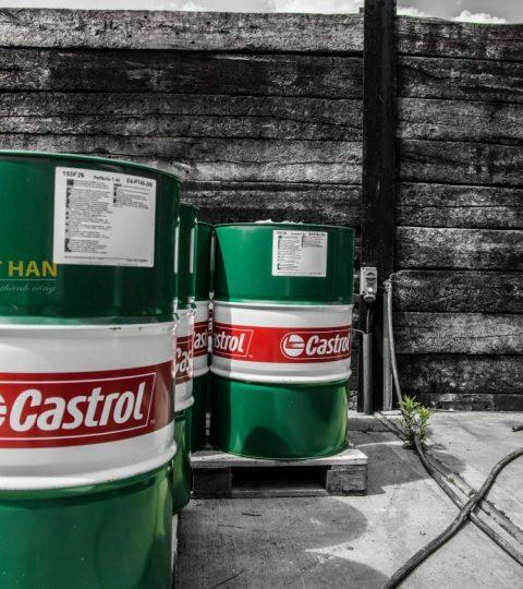 Dầu gia công cắt gọt kim loại không pha Castrol Ilocut 603