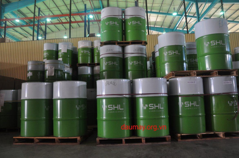 Dầu nhớt máy nén khíSHL Compressor oil 32N