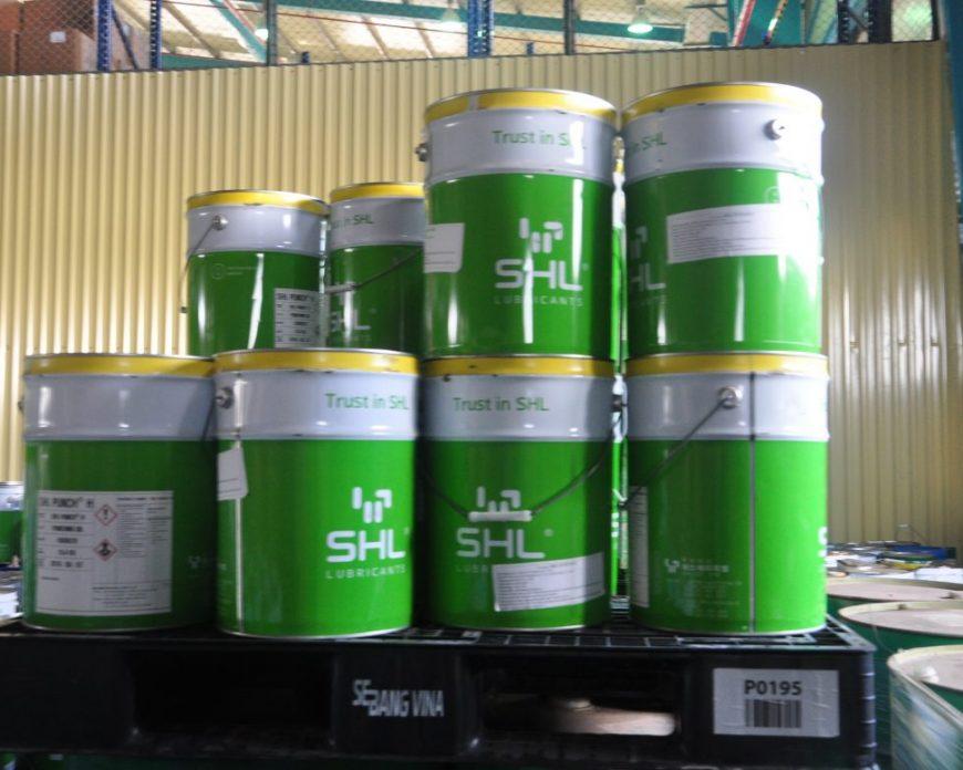 4 loại dầu thuỷ lực 46 giá rẻ nhất tại Hà Nội