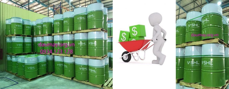 VIHAN-TECH nhà phân phối dầu thủy lực độc quyền thương hiệu SHL